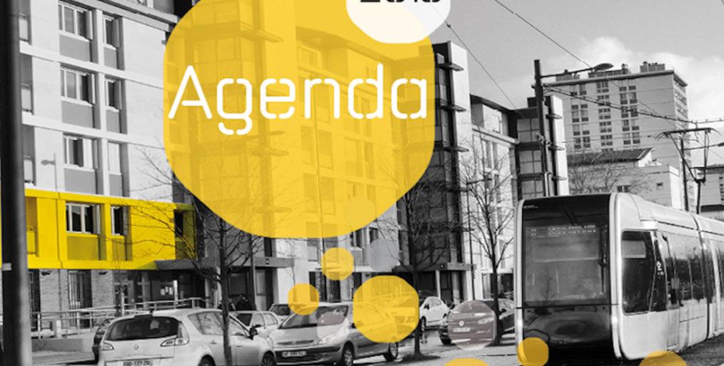 Agenda V2 – Coup d'oeil sur la rentrée !