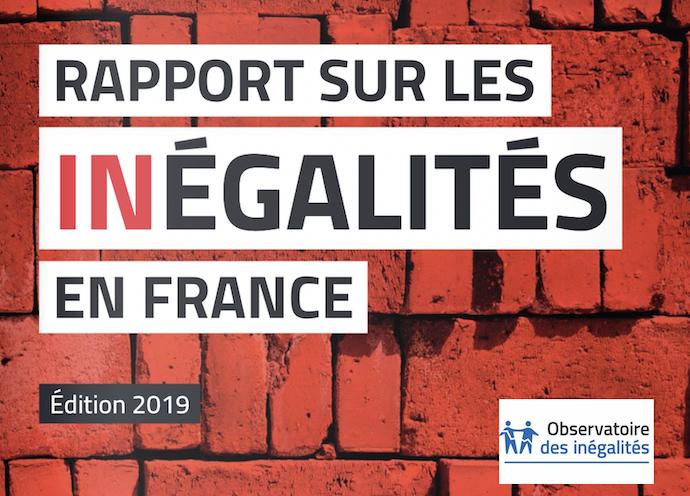 Rapport 2019 inégalités