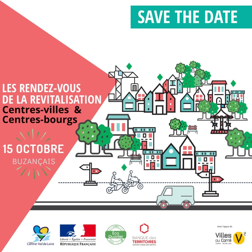 Save the date revitalisation