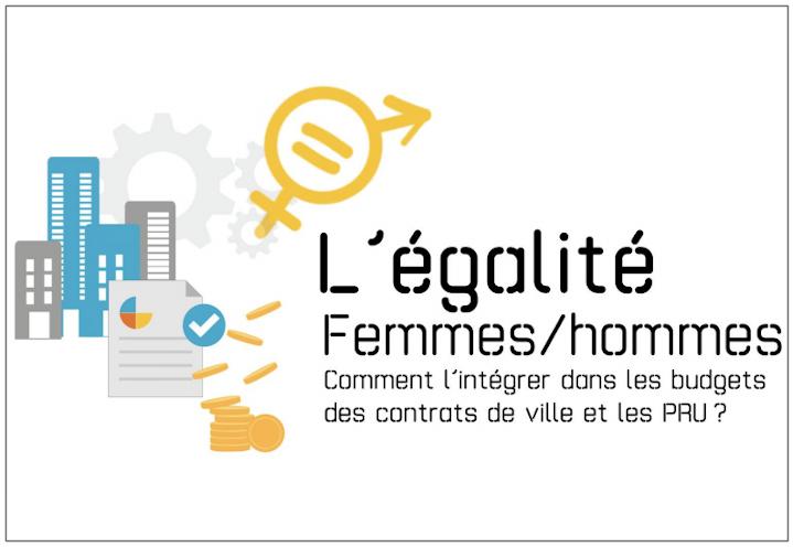 La politique de la ville, pionnière des budgets intégrant d'égalité entre les femmes et les hommes