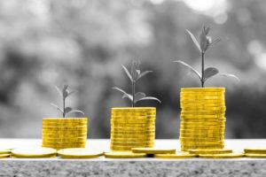 image argent croissance
