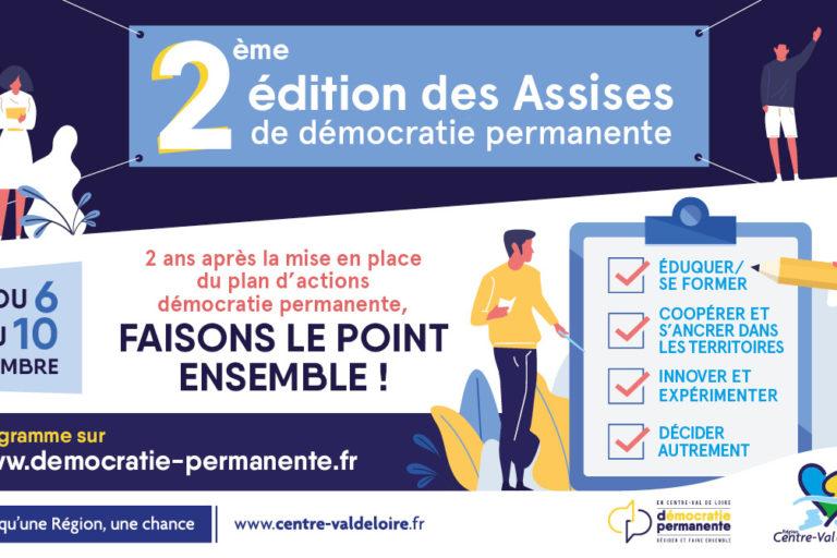 L'implication citoyenne en Centre-Val de Loire, retours d'expérience