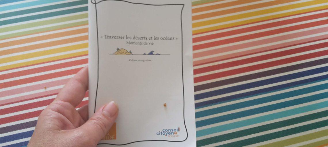 « Traverser les déserts et les océans »