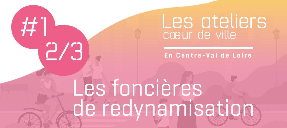 Atelier #1 – La SEMVie, une foncière de revitalisation commerciale en action à Vierzon – 2/3